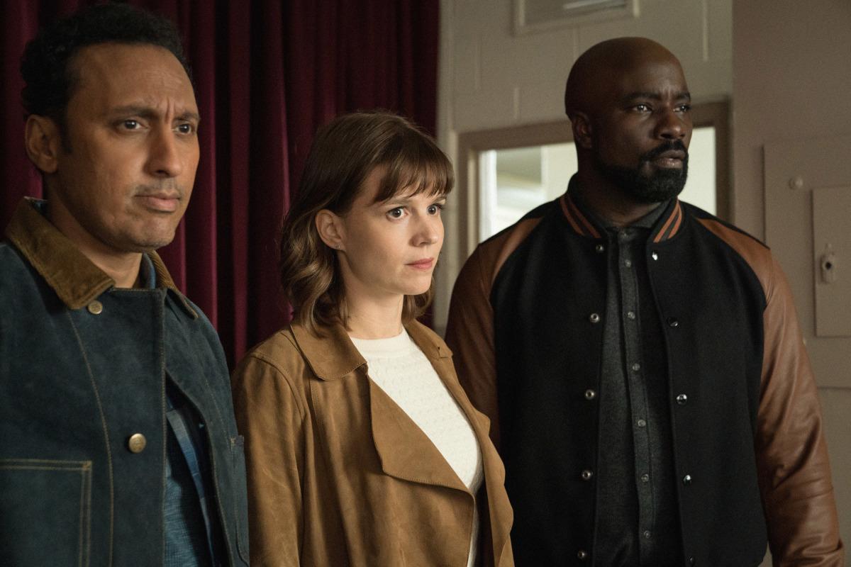 Evil Cast on CBS