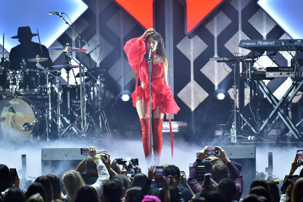 Camila Cabello KIIS FM's Jingle Ball 2019 Presented By Capital One At The Forum - Show