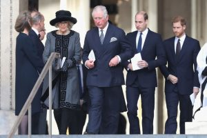 Camilla Parker Bowles Once Left Christmas Early Reportedly Over Tension With Prince William and Prince Harry