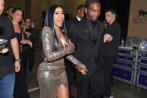 Cardi B and Offset Are Showing off Their Ridiculously Huge New Mansion