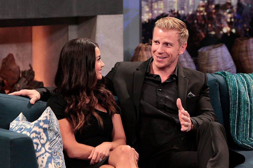 Catherine Lowe and Sean Lowe | Rick Rowell/Walt Disney Television via Getty Images