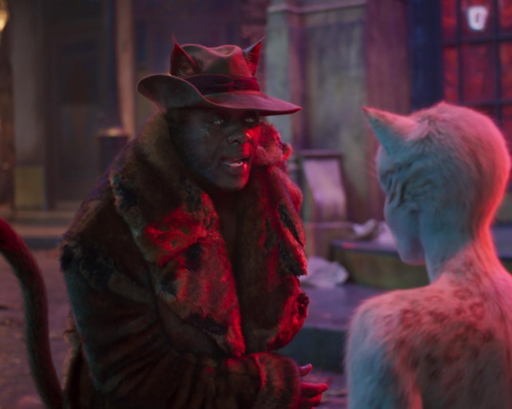 Idris Elba in Cats
