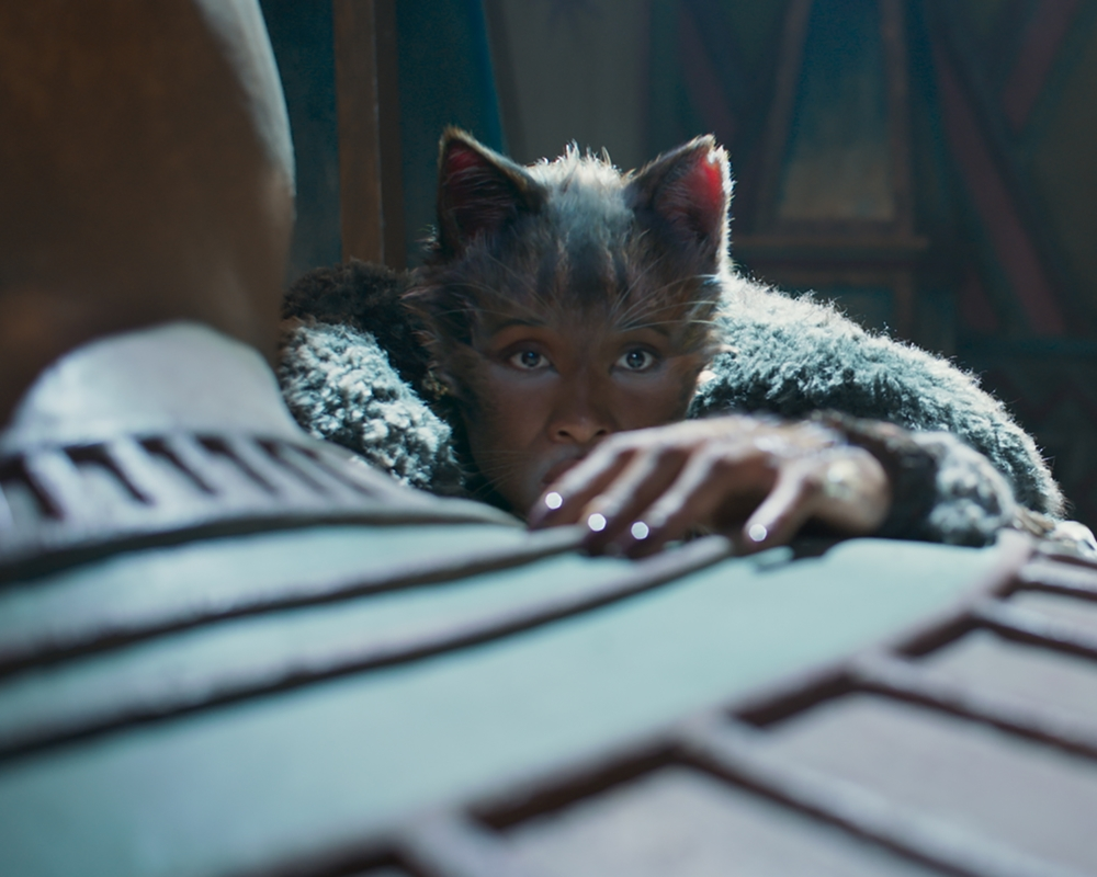 Cats: Jennifer Hudson