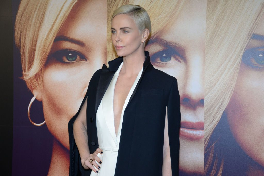 Charlize Theron   Paul Bruinooge/Patrick McMullan via Getty Images)
