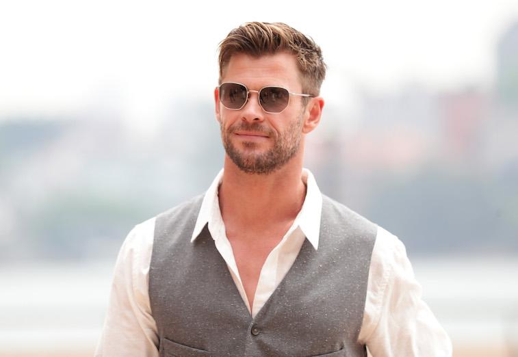 Chris Hemsworth Heroes & Demons