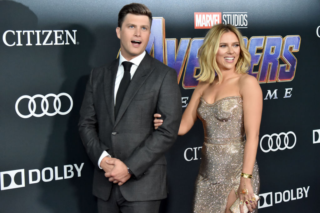 Saturday Night Live Did Scarlett Johansson Interact With Colin Jost During Her Hosting Gig
