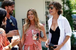 'RHOBH': Lisa Rinna Takes Heat for Her Comments on Denise Richards' Post About Surgery