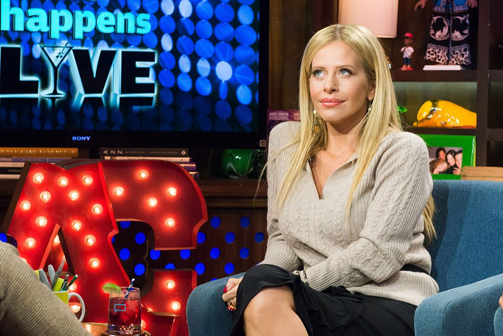 Dina Manzo on 'Watch What Happens Live With Andy Cohen'