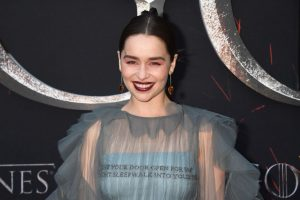 This Is What Emilia Clarke Really Thinks Of Daenerys' 'Pretend Language'