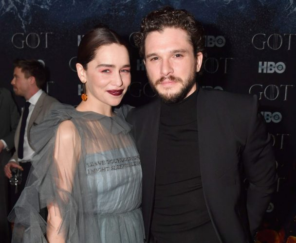 Could Kit Harington and Emilia Clarke Reunite in the Marvel Cinematic Universe?