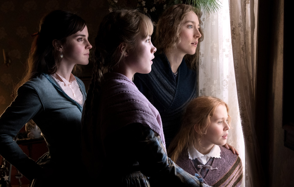 Emma Watson, Florence Pugh, Saoirse Ronan, Eliza Scanlan
