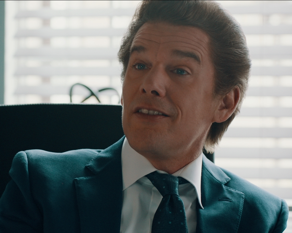Ethan Hawke in The Purge Season 2