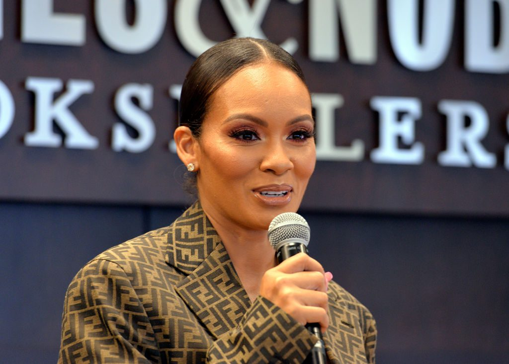 Evelyn Lozada at an event in 2019
