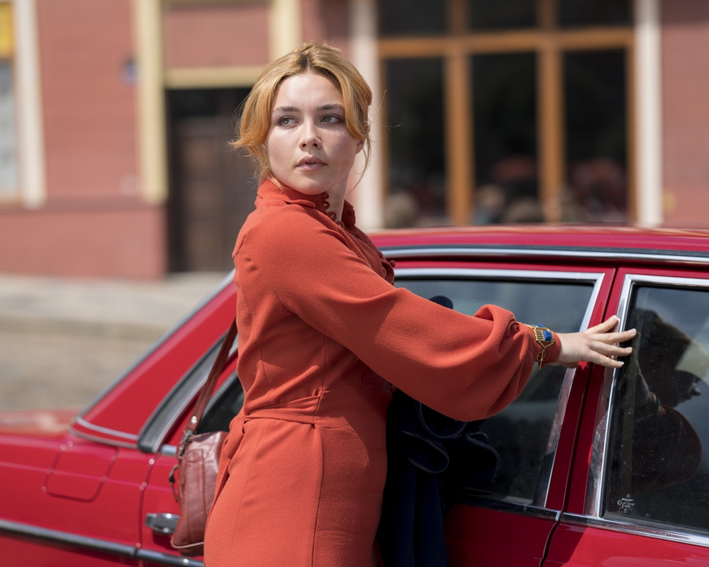 Black Widow Who Is Florence Pugh The Actress Playing