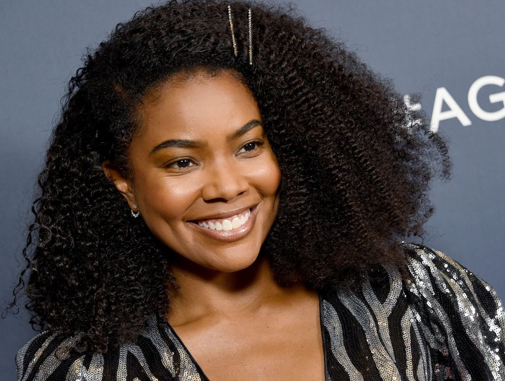 "Gabrielle Union arrives at ""America's Got Talent"" Season 14 Live Show"