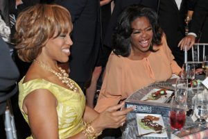 Gayle King Just Celebrated A Milestone Birthday And Was Treated to This By Bestie Oprah Winfrey