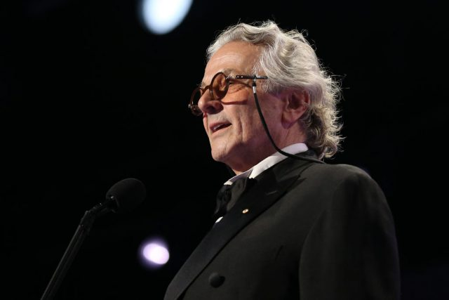 George Miller at the AACTA Awards