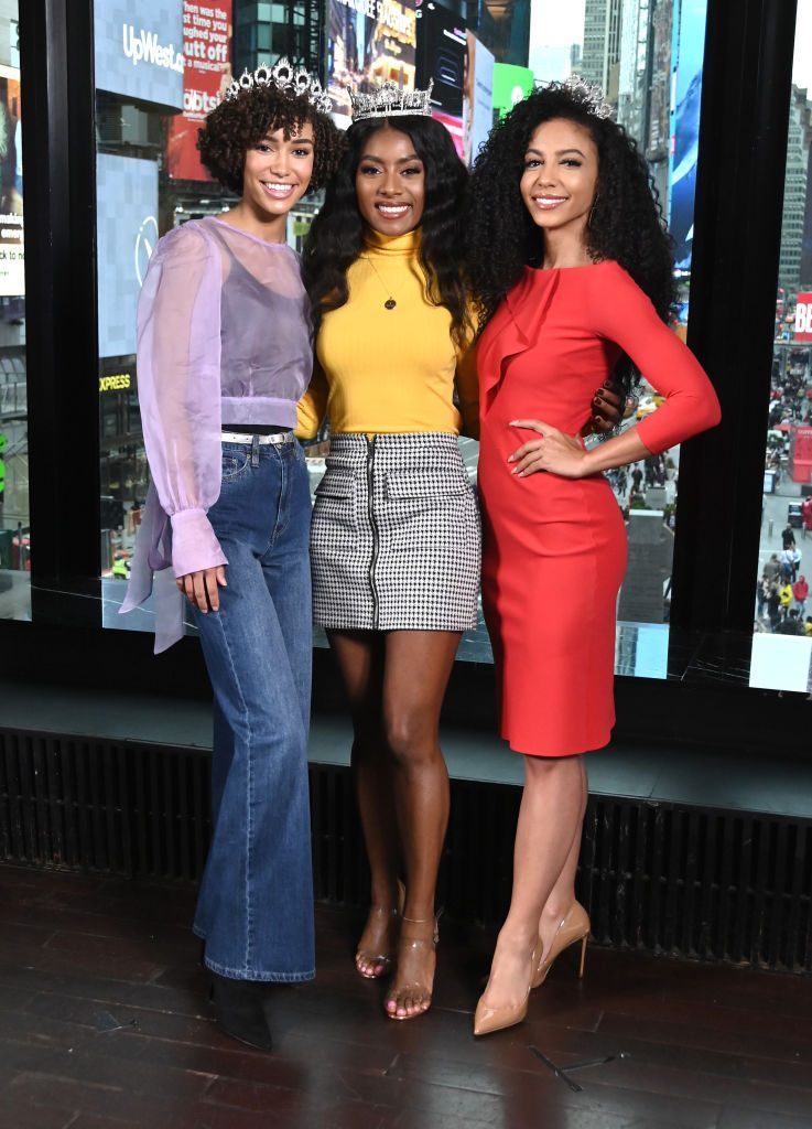 2019 Miss Teen USA, Miss USA and Miss America