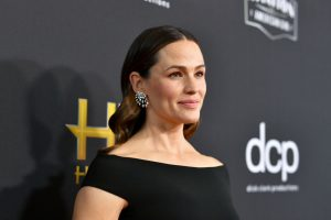 Jennifer Garner Couldn't Keep It Together for This Love Story