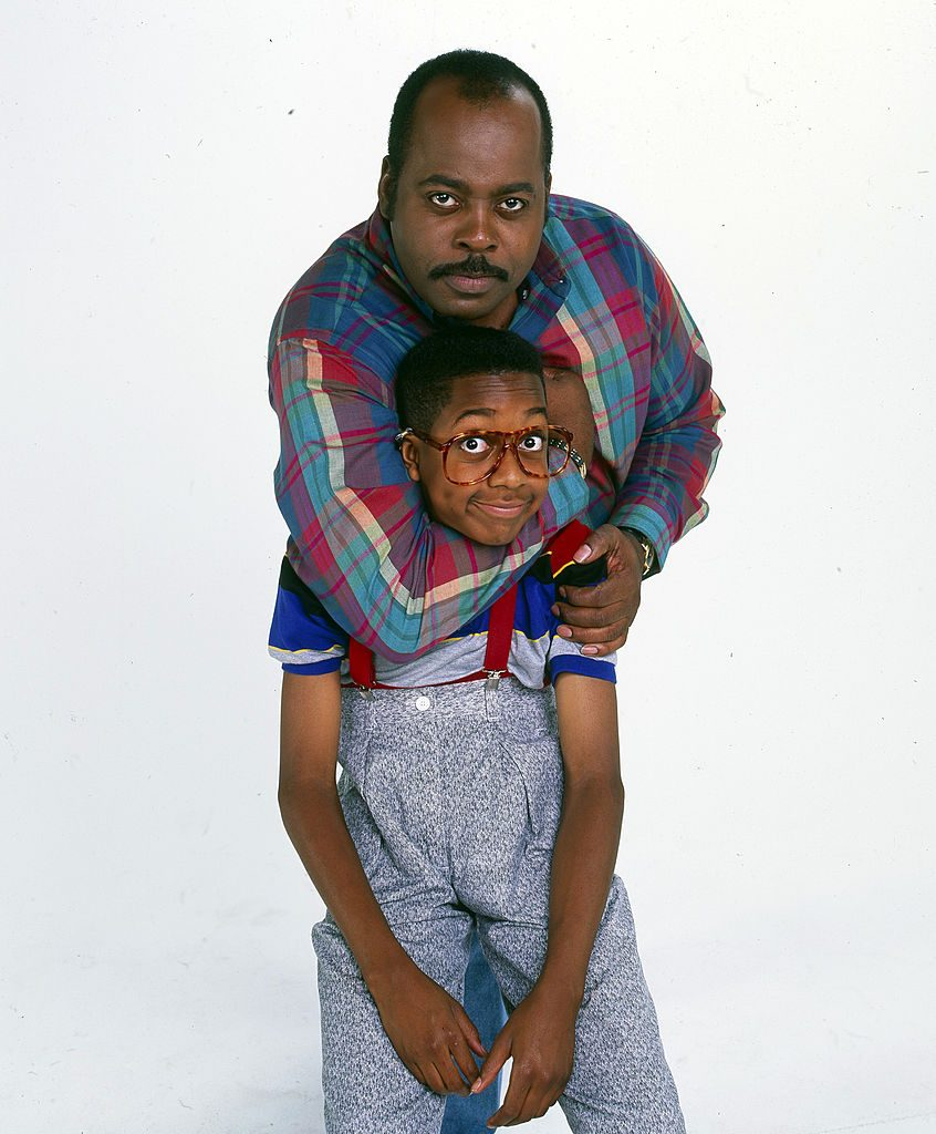 Family Matters cast Carl Winslow and Steve Urkel