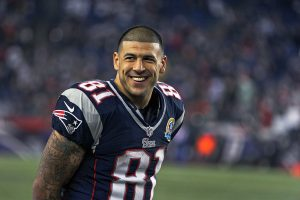 What Netflix's New Documentary Promises To Reveal About NFL Star, Aaron Hernandez