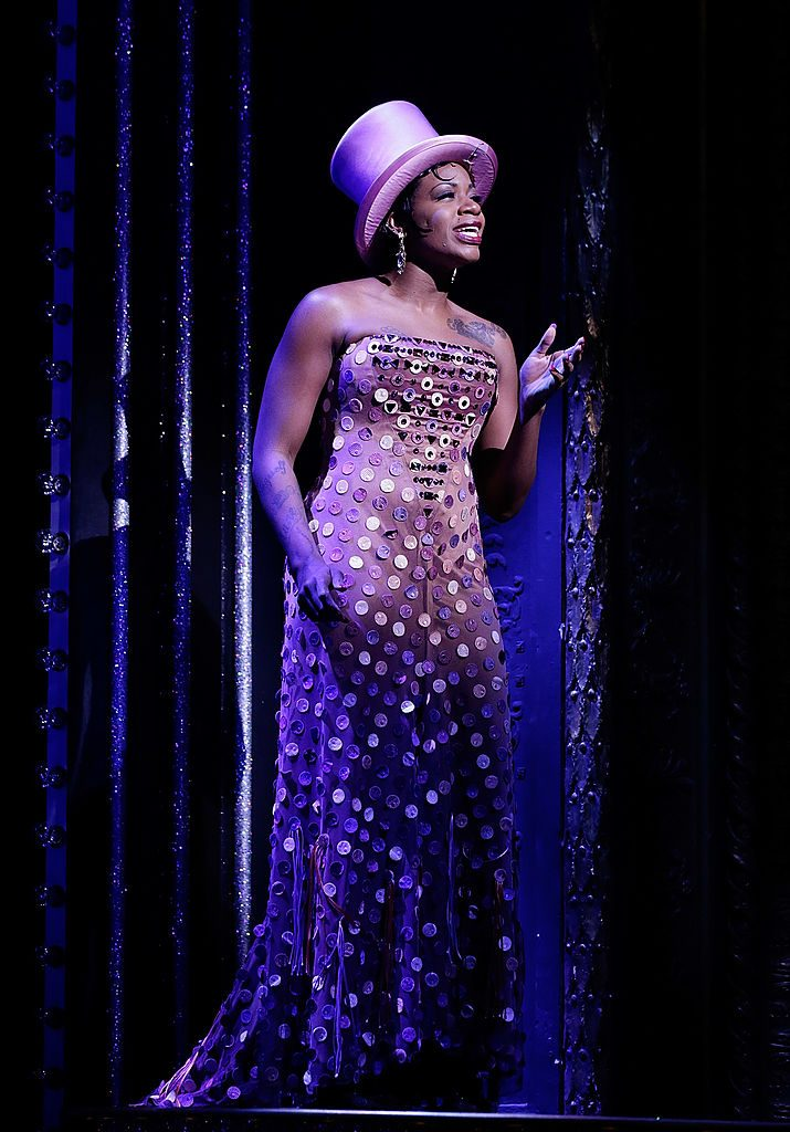 Fantasia in 'After Midnight'