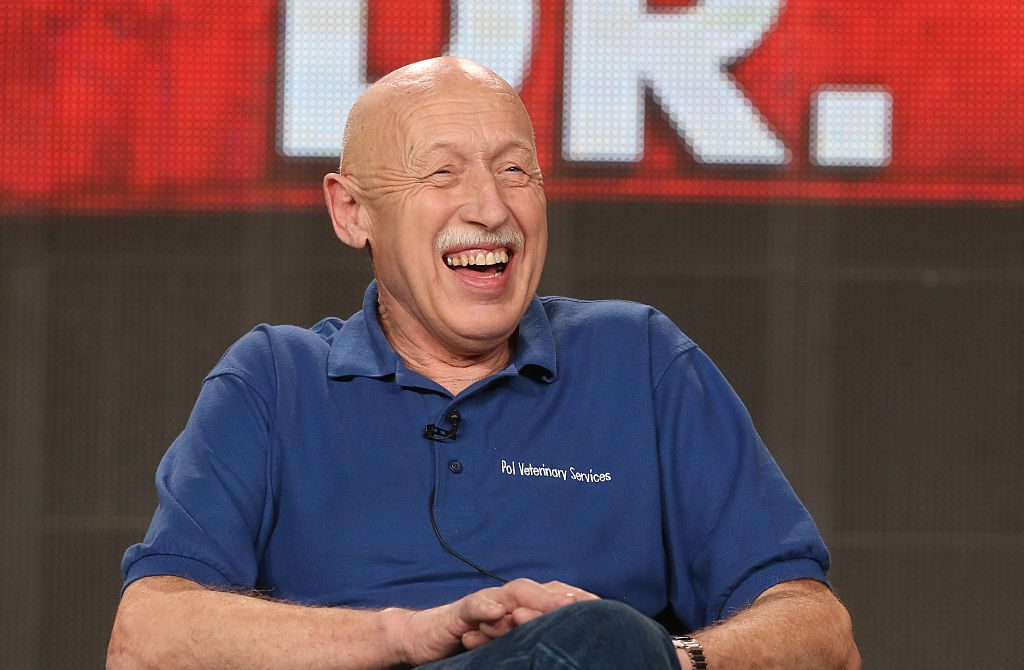 Dr. Jan Pol of Nat Geo Wild's 'The Incredible Dr. Pol'