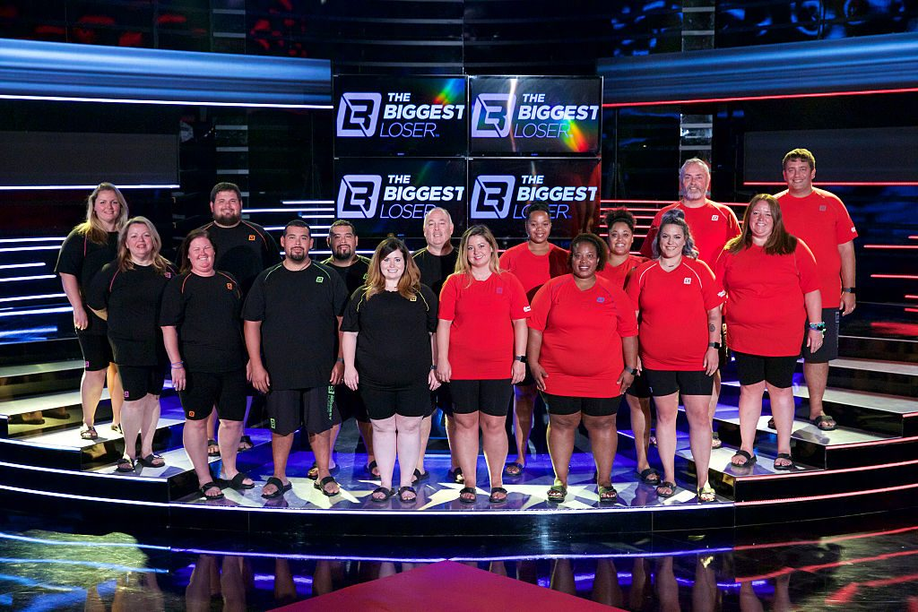 Contestants from Season 17 of NBC's 'The Biggest Loser'
