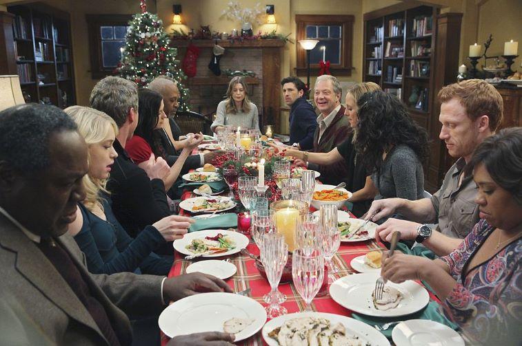 Grey's Anatomy Christmas