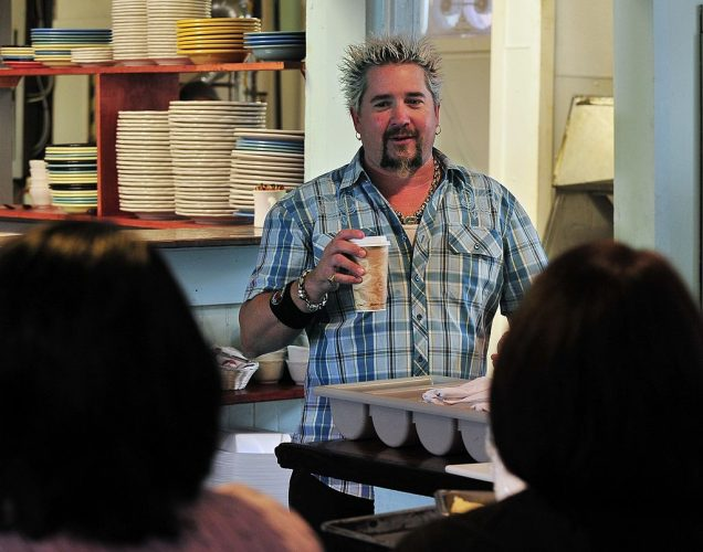 Guy Fieri Diners Drive Ins and Dives