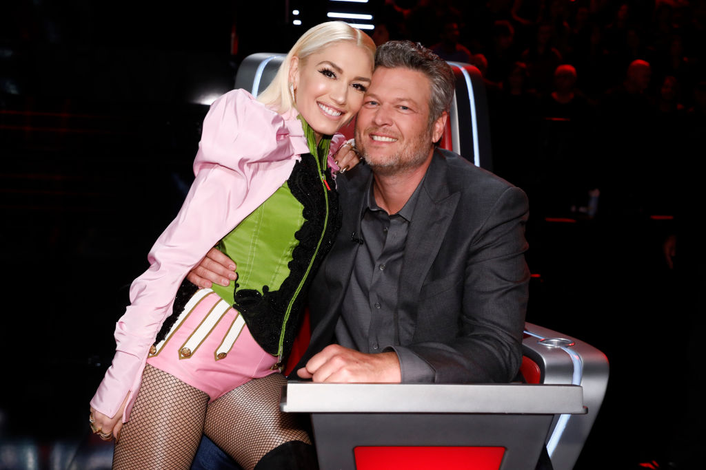 Gwen Stefani says Blake Shelton falls in love with country music