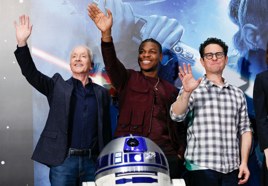 J.J. Abrams on entertainment Weekly