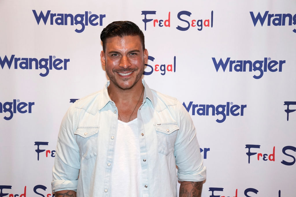 """Jax Taylor attends """"A Ride Through the Ages"""": Wrangler Capsule Collection Launch at Fred Segal Sunset"""