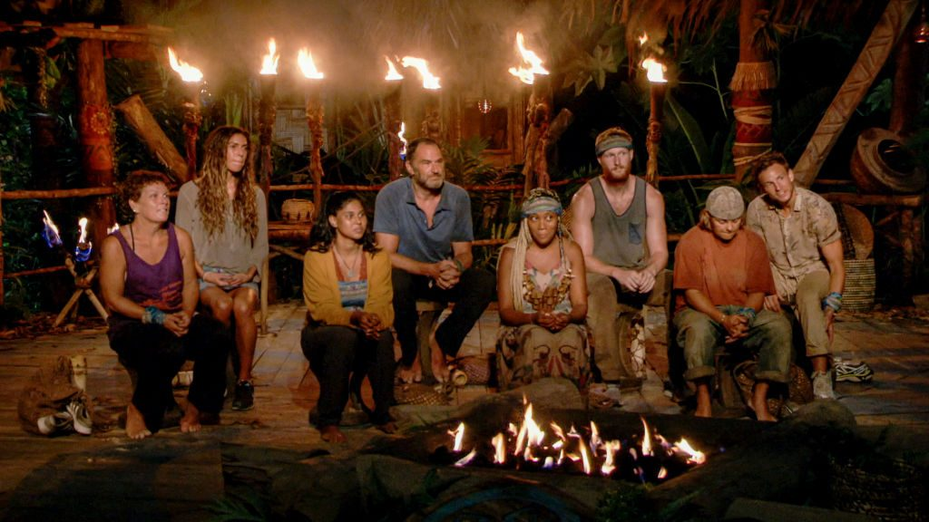 Jeff Probst Tribal Council