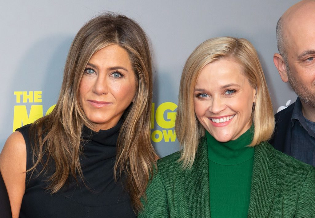 Jennifer Aniston and Reese Witherspoon | Dave J Hogan/Getty Images