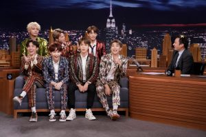 How Jimmy Fallon Became a BTS Fan