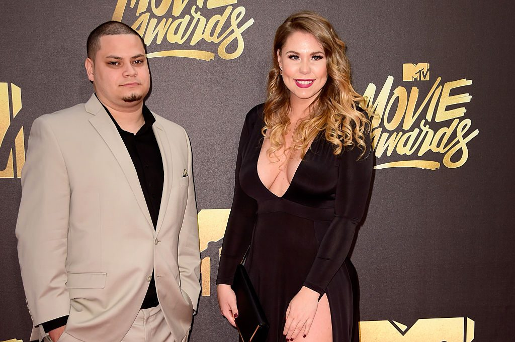 Jo Rivera and Kailyn Lowry | Frazer Harrison/Getty Images