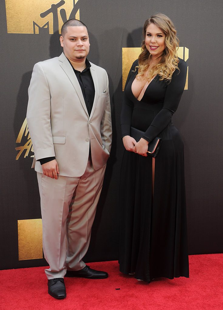 Jo Rivera and Kailyn Lowry | Gregg DeGuire/WireImage