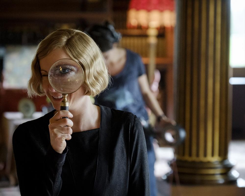 Joanne Froggatt in Downton Abbey