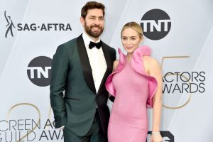 Why John Krasinski and Emily Blunt's Co-Star Calls Them the 'Craziest, Coolest Couple'