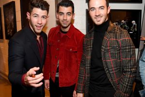 The Jonas Brothers Reveal They're Splitting Up for Christmas This Year