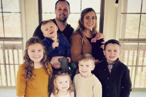 Josh and Anna Duggar Didn't Even Spend the Holidays in the Same State as the Other Duggars