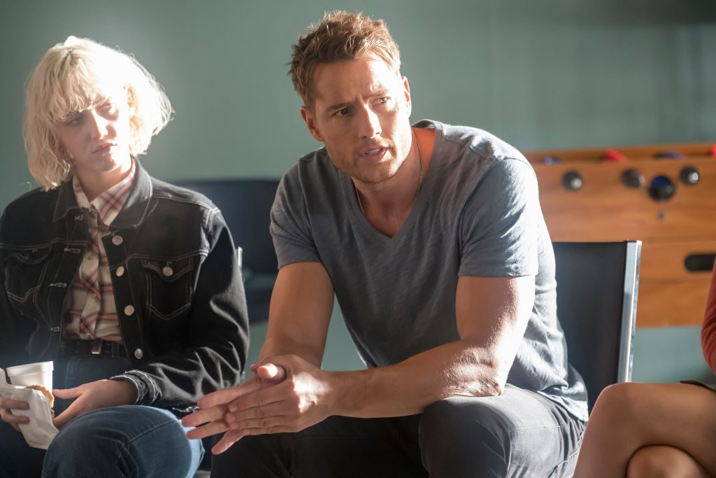 Justin Hartley as Kevin Pearson on 'This Is Us'