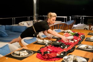 'Below Deck': Kate Chastain Shares Why She Loves Doing Laundry on the Yacht