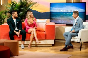 'Temptation Island' Stars Kate Griffith and David Benavidez Reveal They're Still Together After the Show