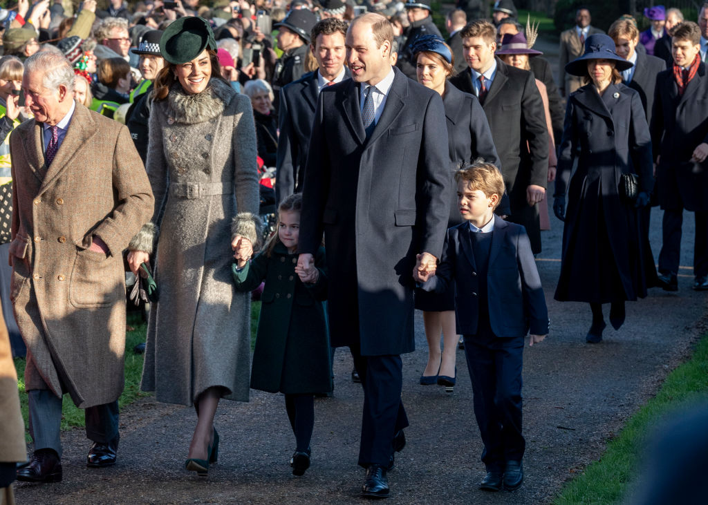 Kate Middleton Christmas 2020 Prince William and Kate Middleton's Leaked Christmas Photo Had a