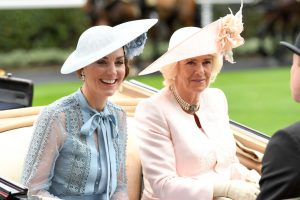 The Special Thing Kate Middleton Will Be Able to Use in the Future That Camilla Parker Bowles Never Could