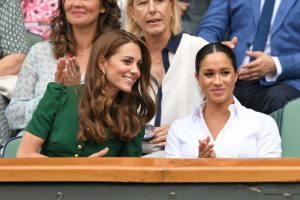 Why Meghan Markle and Kate Middleton Have Stopped Communicating Since the Sussex's Resignation