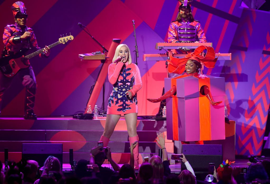 Katy Perry KIIS FM's Jingle Ball 2019 Presented By Capital One At The Forum - Show