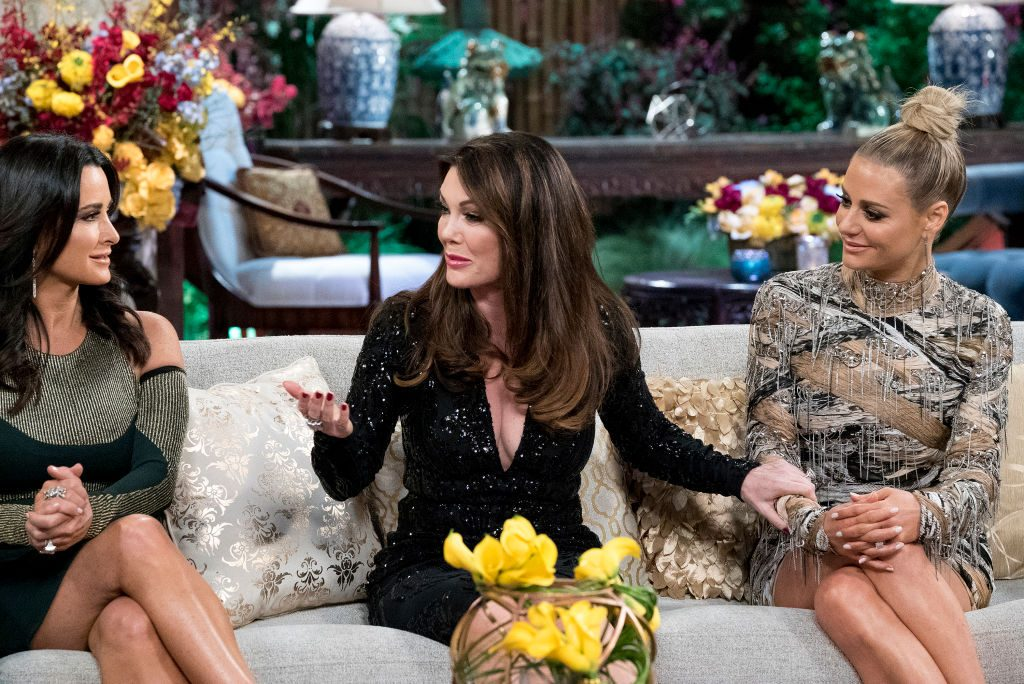 Kyle Richards, Lisa Vanderpump, Dorit Kemsley